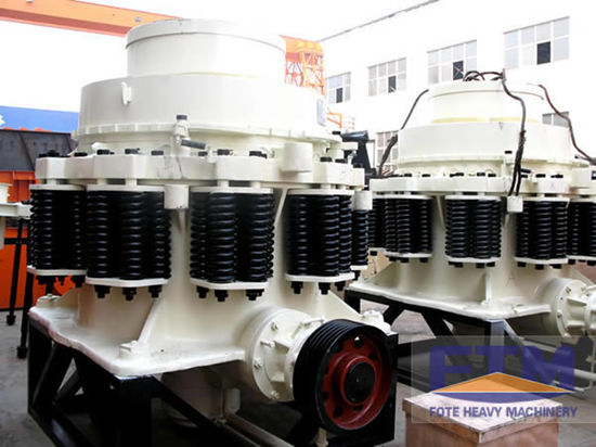 High Productivity Hydraulic Cone Crusher For Sale