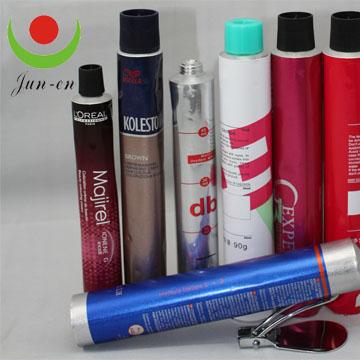 High Quality Aluminum Hair Dye Tube