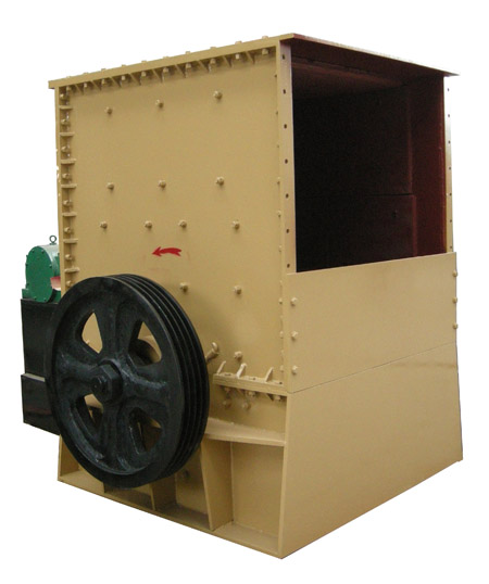 High Quality Box Type Crusher