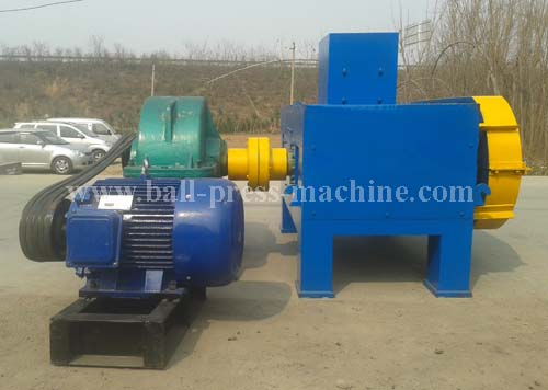 High Quality Carbon Briquette Machine With Low Price