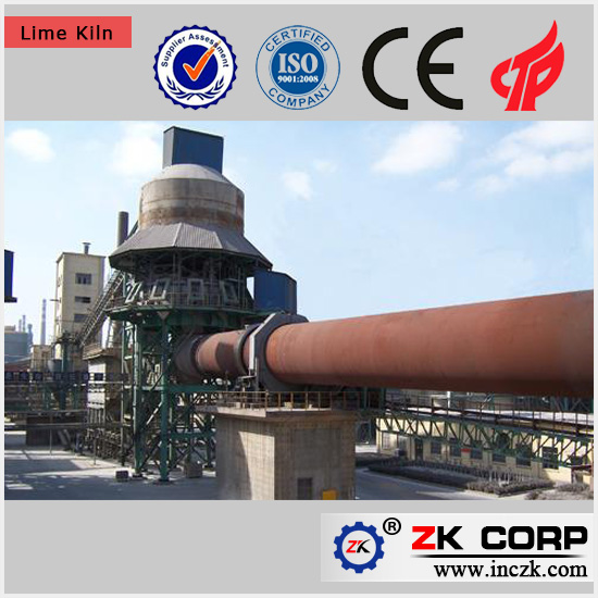 High Quality Ceramic Sand Rotary Kiln