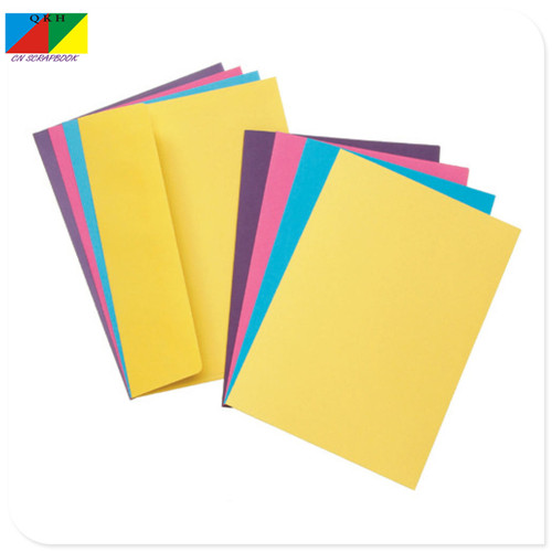High Quality Colorful Paper Envelope Sets Hand Made Envelopes