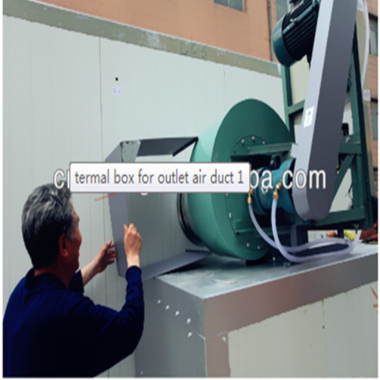 High Quality Diesel Powder Coating Oven Pco6650g