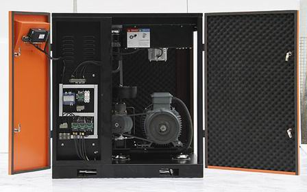High Quality Direct Driven Screw Air Compressor For Sand Blasting