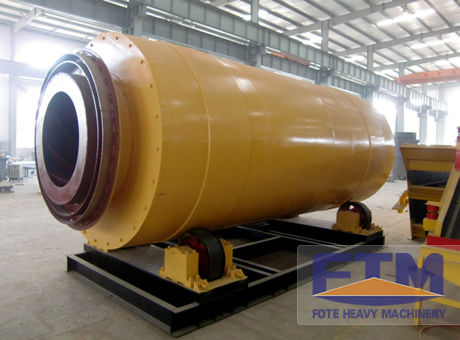 High Quality Double Drum Dryer