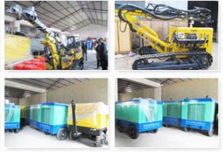 High Quality Drilling Rig Manufacturer Ssjx460