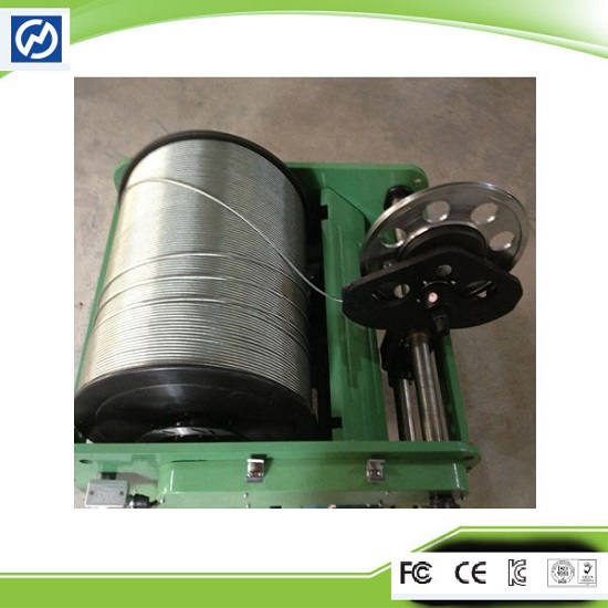 High Quality Engineering Winch Galvanized Hand With Cable