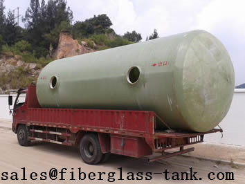 High Quality Frp Tanks
