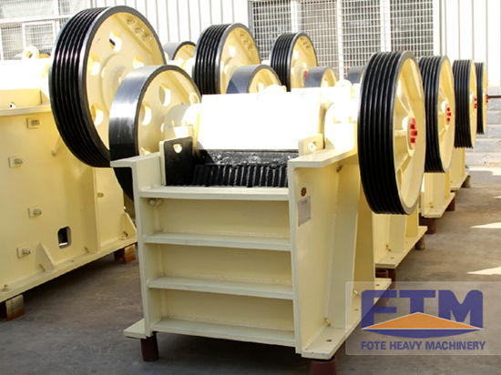 High Quality Granite Jaw Crusher