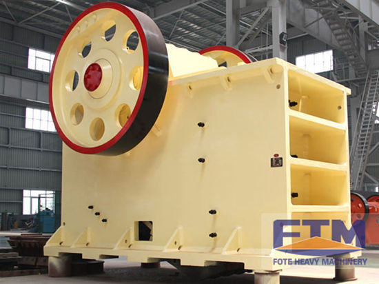 High Quality Gravel Jaw Crusher