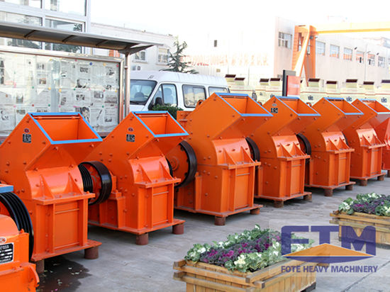 High Quality Hammer Crusher For Sale