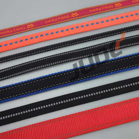 High Quality Jacquard Reflective Webbing