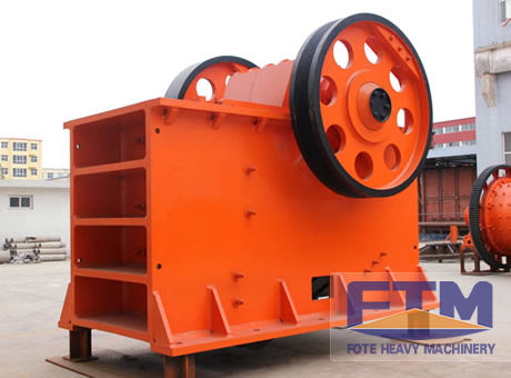 High Quality Jaw Crusher Supplier