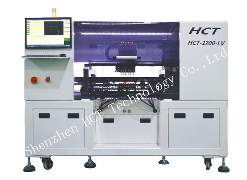 High Quality Led Smt Pick And Place Machine Hct 1200 Lv