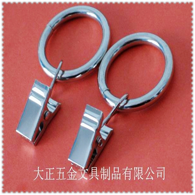 High Quality Metal Clip With Rings For Shower