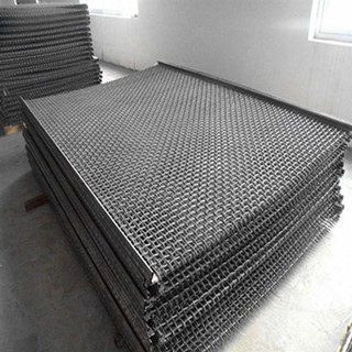 High Quality Mine Screen Mesh Crimped Wire