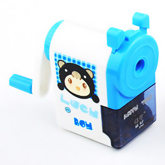 High Quality Office Supplies Lovely Pencil Sharpener With Competitive Price