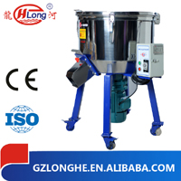 High Quality Plastic Mixer With Ce Approved