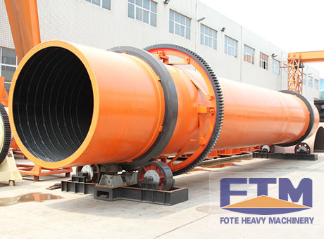 High Quality Rotary Drum Dryer