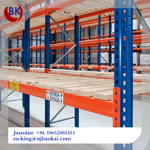 High Quality Selective Warehouse Storage Steel Pallet Rack