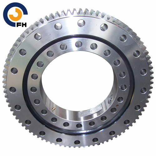High Quality Slewing Bearing For Conveyer Crane Excavator Construction Machinery Gear Ring