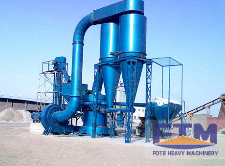 High Quality Talc Grinding Mill