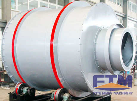 High Quality Three Drum Dryer