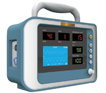 High Quality Vital Sign Patient Monitor Etco2