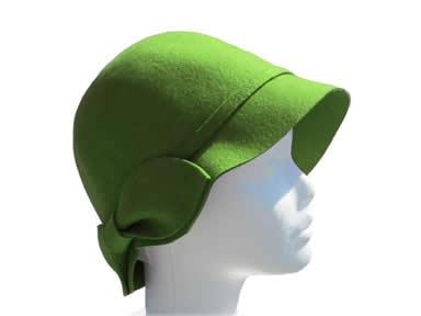 High Quality Wool Felt Sauna Hat