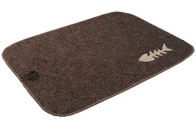 High Quality Wool Felt Sauna Mat