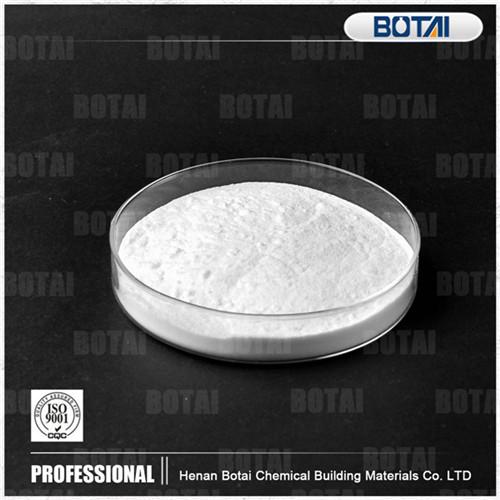High Range Water Reducer Agent Sulphonated Melamine Formaldehyde Based Superplasticizer