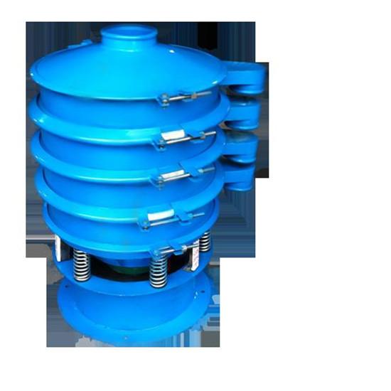 High Screening Efficiency Stainless Steel Rotary Vibrator Screen Sieve