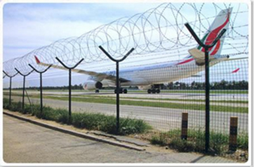High Security Airport Fence Factory Supply