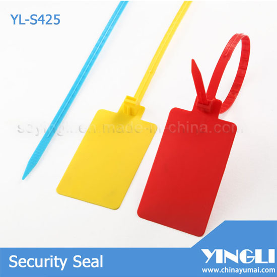 High Security Plastic Label Seal Yl S425