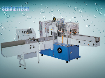 High Speed Automatic Tissue Napkin Packing Machine