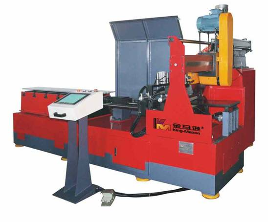 High Speed Disc Saw Machine For Aluminum Accurate Cutting