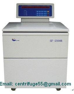 High Speed Refrigerated Floor Centrifuge Hf 2500r
