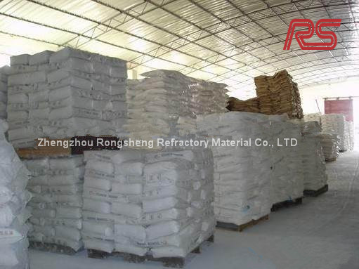 High Strength Alkali Resistant Refractory Castable