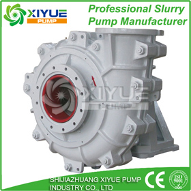 High Temperature Foam Slurry Pump Munufacturer