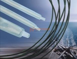 High Temperature Heat Shrinkable Flexible Thin Wall Pvdf Polyvinylidene Fluoride 150k Tubing