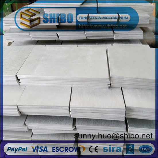 High Temperature Mola Sheet 2 160 260mm For Mim Powder Metallurgy Injection Molding