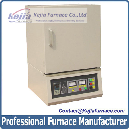 High Temperature Muffle Furnace For Dental Sintering
