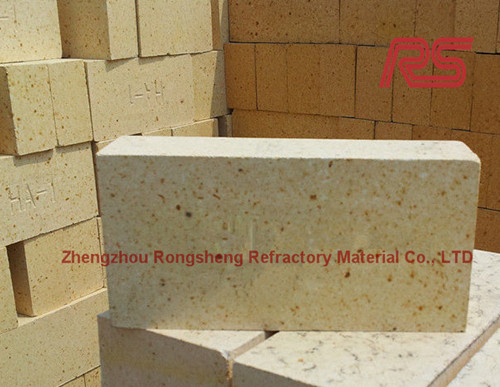 High Temperature Refractory Bricks For Glass Kiln