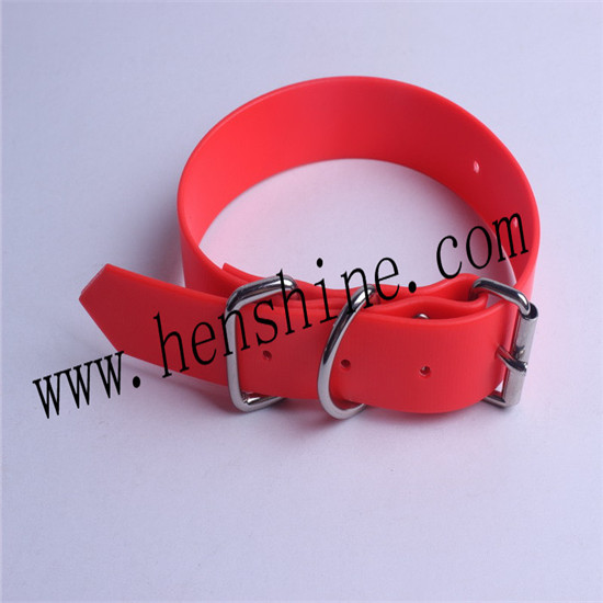 High Tensile Strength And Impact Plastic Dog Collar