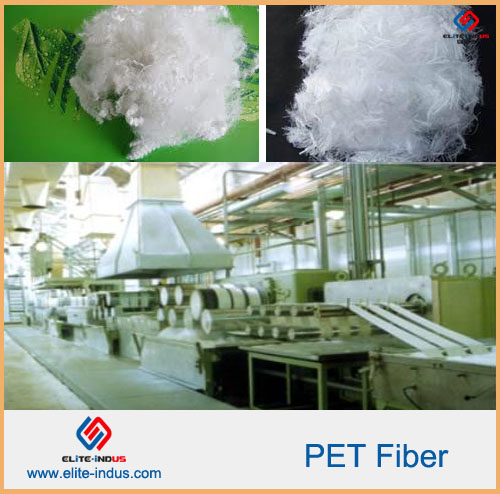 High Tensile Strength Polyester Pet Fiber