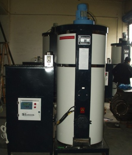 High Thermal Efficiency Biomass Boilers For Home