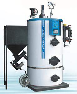 High Thermal Efficiency Biomass Steam Burner