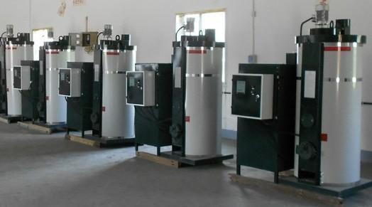 High Thermal Efficiency Biomass Water Burner