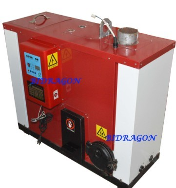 High Thermal Efficiency Wood Pellet Water Furnace