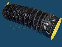 Highly Compressible Flexible Anti Static Ducting